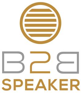 Logo: B2B Speaker