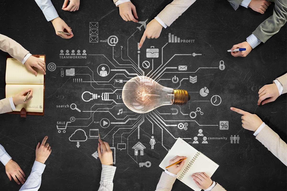 Innovation Mensch Themenauswahl